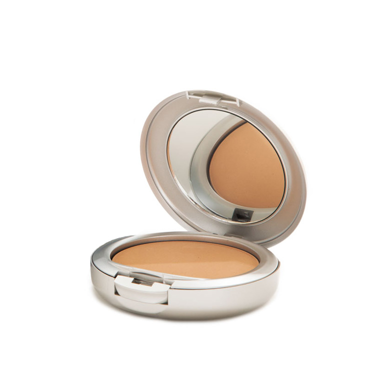 COMPACT PRESSED MINERAL FOUNDATION-IVORY 14g