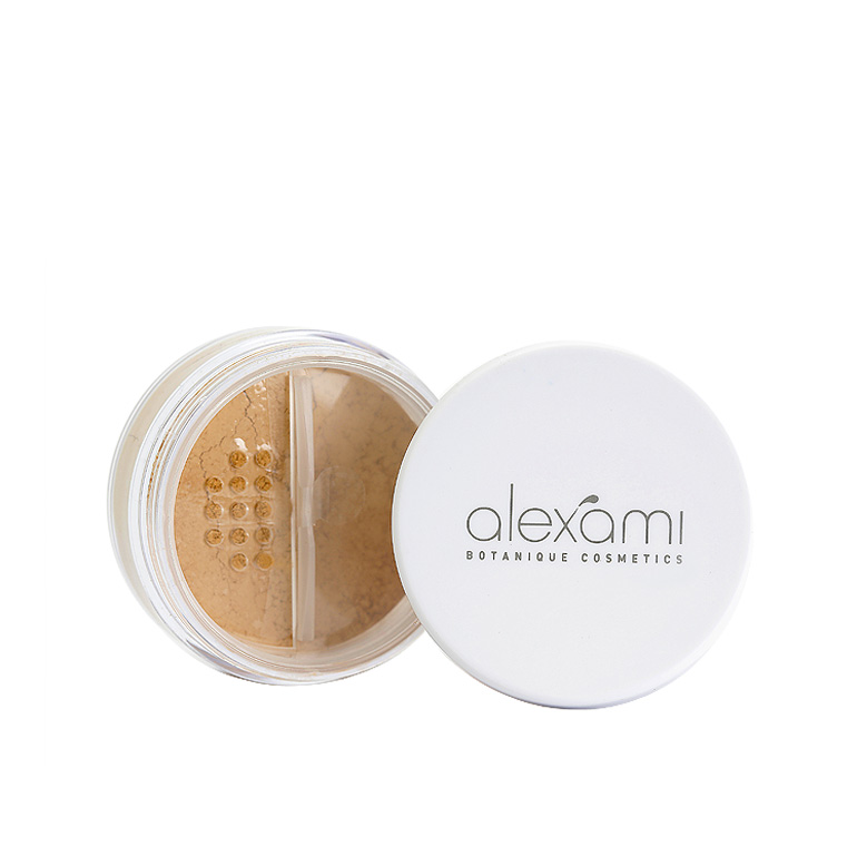 MINERAL FOUNDATION POWDER-LIGHT BEIGE 8g