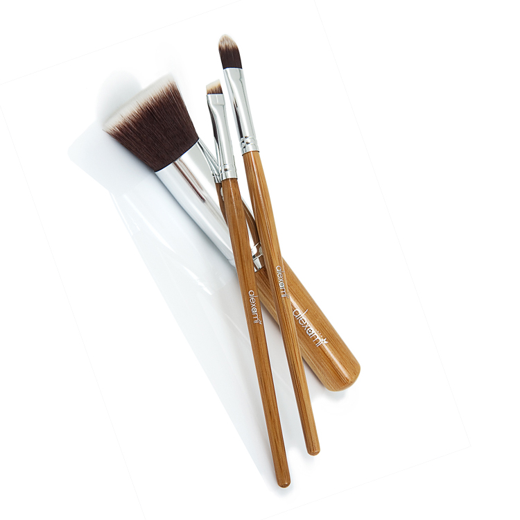 100% Vegan Makeup Brush Set